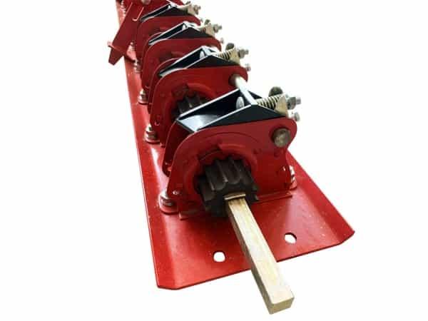 Днище (Дно) Ящика Зернотукового з Висівним Апаратом СЗ-3,6 в Зборі